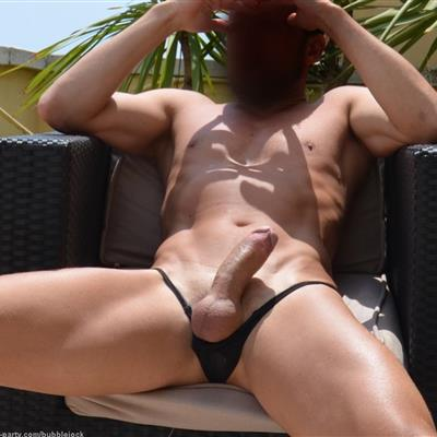 May, 2020's top guy bubblejock wearing Thong Menstore thong