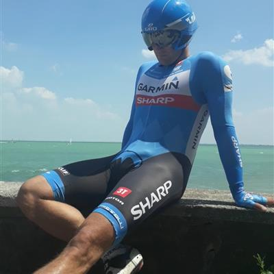 Aug, 2018's top guy hunboy wearing Cycling skinsuit Balaton